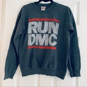 Run DMC sweat shirt from urban outfitters